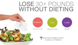sprinkle on food diet